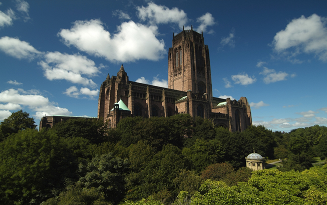 Liverpool Cathedral - Exterior Day (2)-web