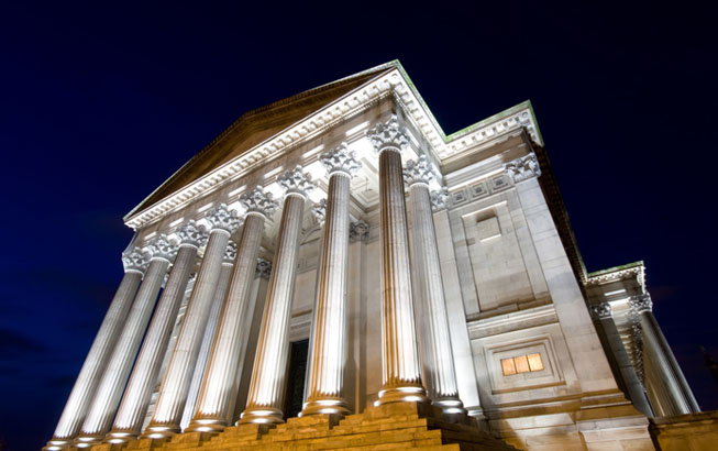St George's Hall South Portico-web